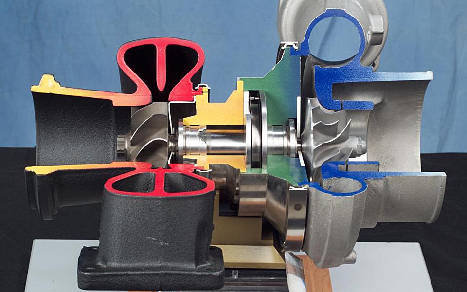 Инструкция по самостоятельной установке турбины