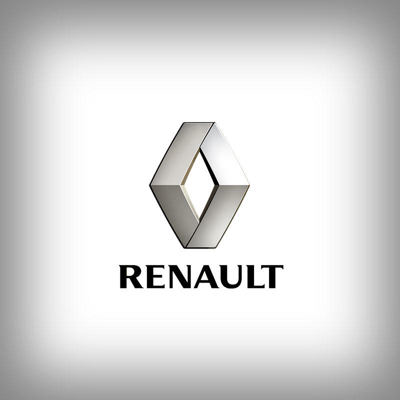 Прикольные картинки с логотипом рено
