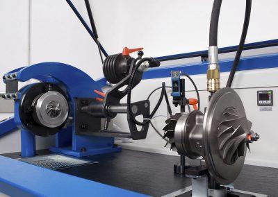 Станок для финишной и низкооборотистой балансировки CMT-48 VSR Twin